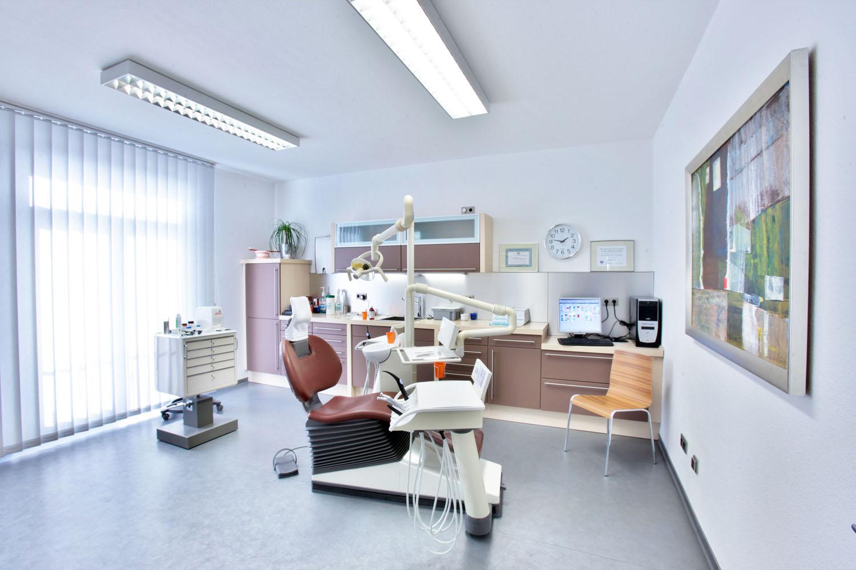 Zahnarzt Minden   Behandlungsraum