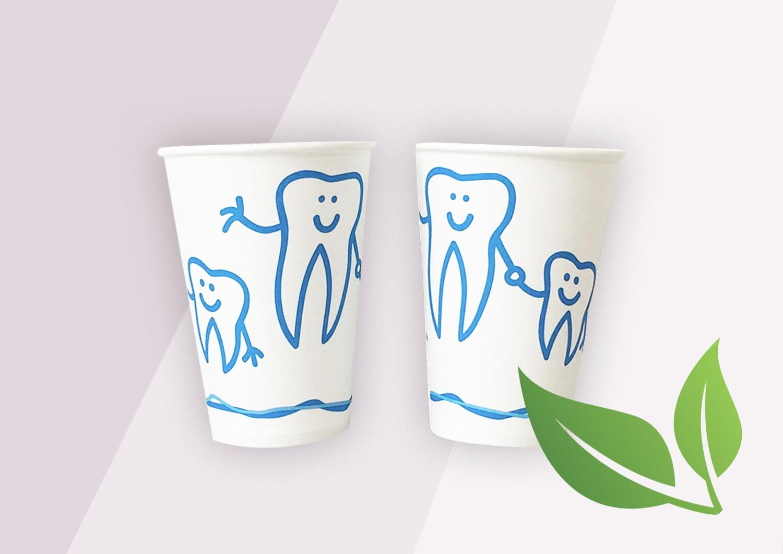 Zahnarzt Minden | Mundspülbecher | Umwelt