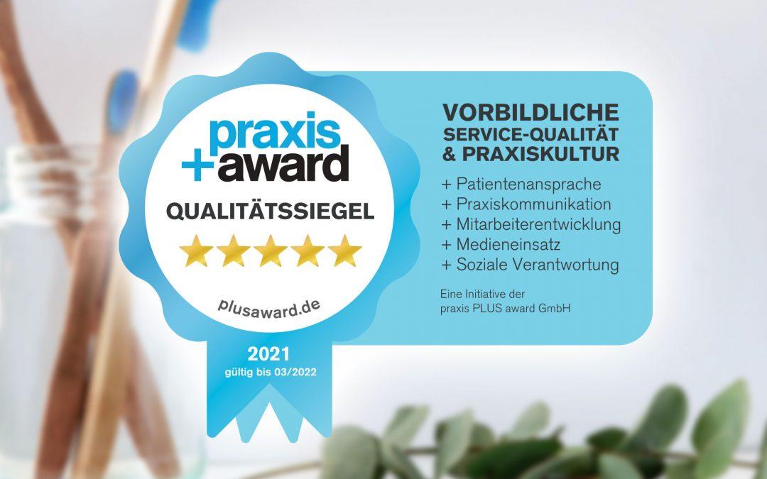 Praxis+Award 2021